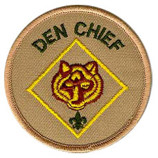 Image result for den chief training