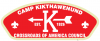 Camp Kikthawenund patch