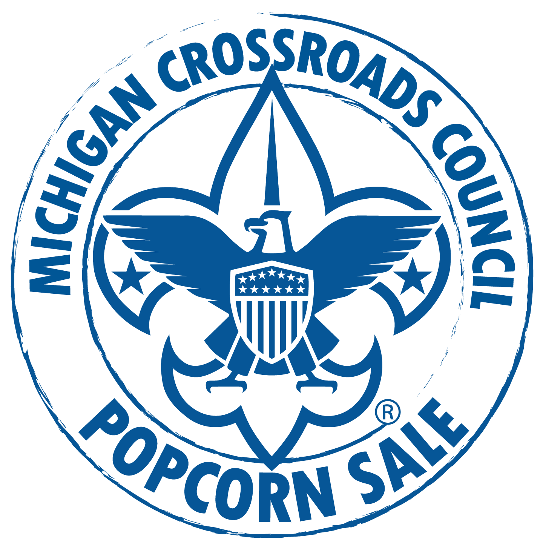 Michigan Crossroads Council Show And Sell Popcorn Bass Pro 2017
