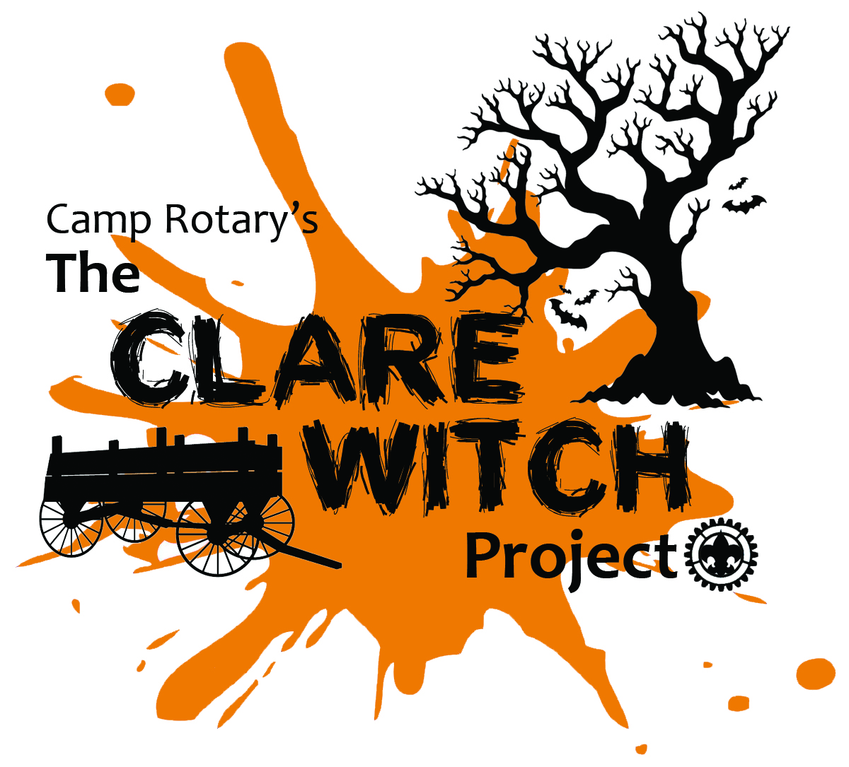 Michigan Crossroads Council - Camp Rotary's Clare Witch Project