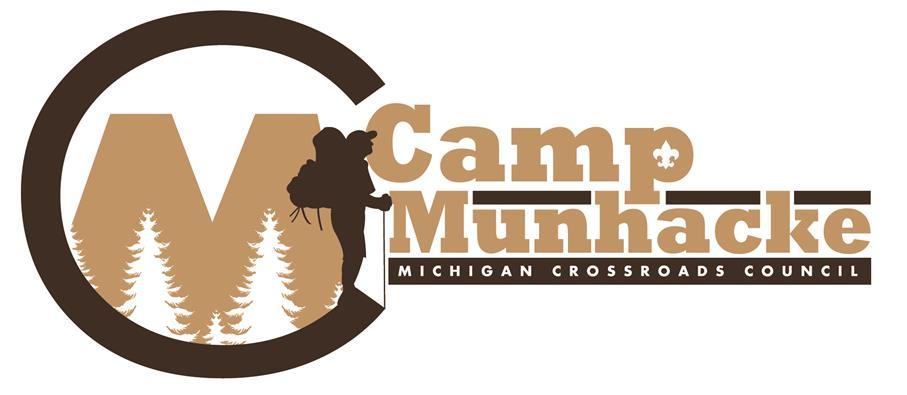 Camp Munhacke Logo