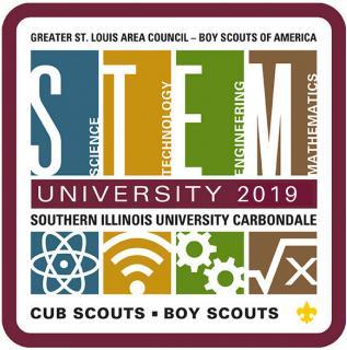 Siuc Calendar.Greater Saint Louis Area Council Stem University 2019 Siuc Cub