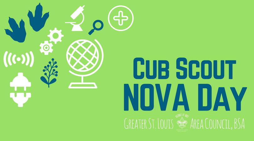 Greater Saint Louis Area Council - Cub Scout NOVA Day 2018