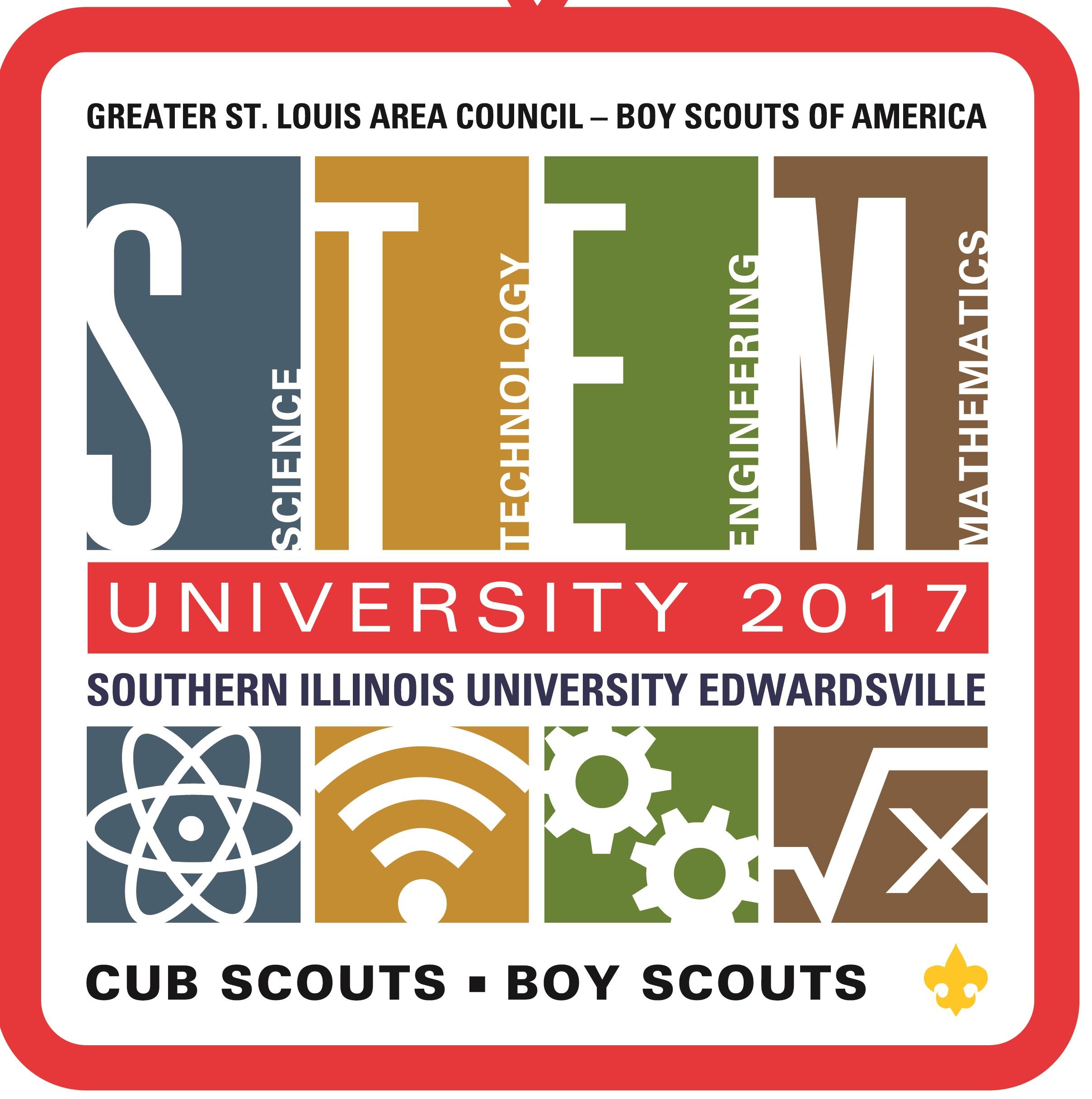 Greater Saint Louis Area Council - STEM University 2017