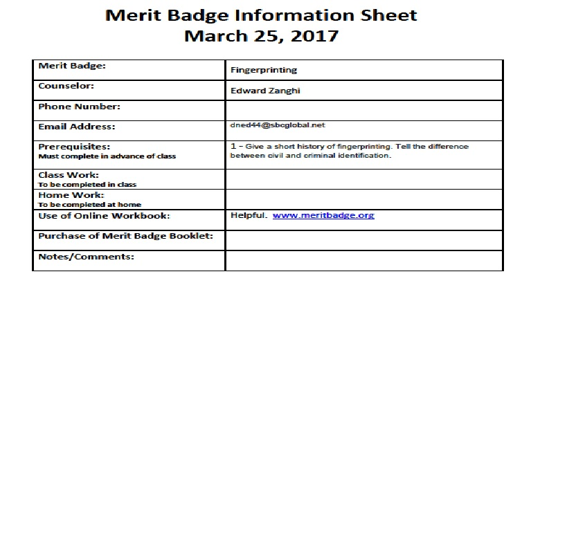 Free Worksheets boy scout personal management merit badge worksheet answers : Personal Management Merit Badge Answers For Worksheet ...